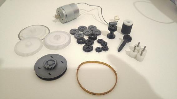 Kit Engrenagens Impressoras Hp (minas Gerais)