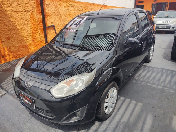 Ford Fiesta Sedan 1.6 Rocam Se Flex 4p Multimidia Cm. De Re