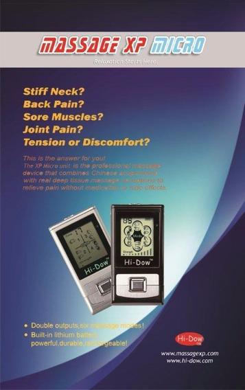 Dispositivo Para Terapia Física, Muscular, Acupuntura, Etc