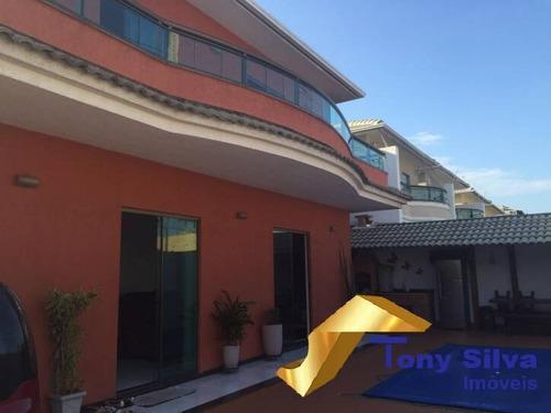 Excelente Oportunidade Casa De Alto Padrão Em Rio Das Ostras - 434