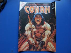 Revista Conan Revista Ediçao Especial Em Cores N- 4 Linda