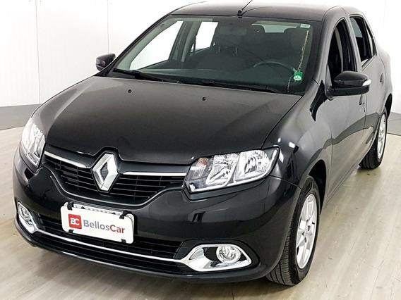 Renault Logan 1.6 Dynamique 8v Flex 4p Manual 2015/2015