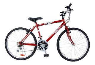 Bicicleta Unibike Rodado 26 18v Varon