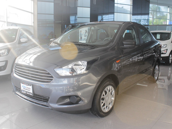 Ford Figo Impulse 2018 Sedán Tm