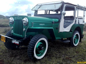 Jeep Willys Comando