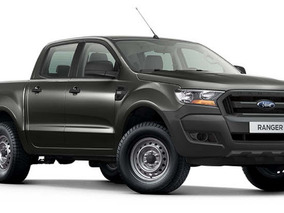Ford - Plan Óvalo Al Costo - Ranger Xl Cabina Doble 4x2 2018