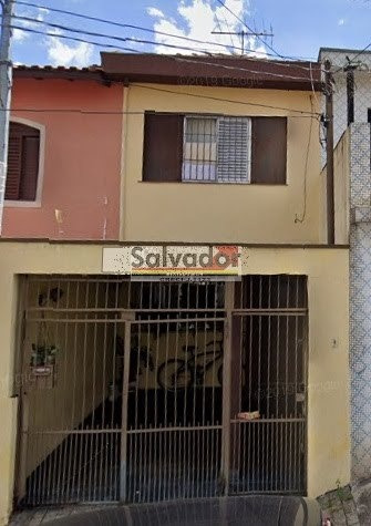 Sobrado Na Vila Santo Estefano  -  São Paulo - 8795