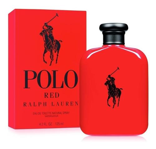Perfume Polo Red Ralph Lauren Falabella - L a $792