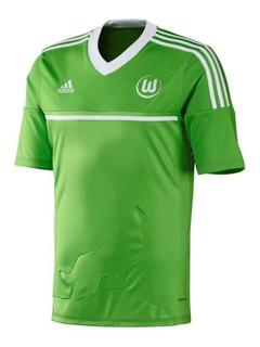 Camisa Wolfsburg adidas 2012 Oficial Promoção