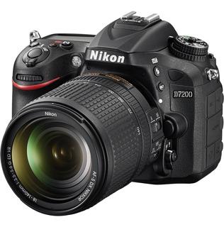 Nikon D7200 Lente Kit 18-140mm, Lente 50mm 1.4d