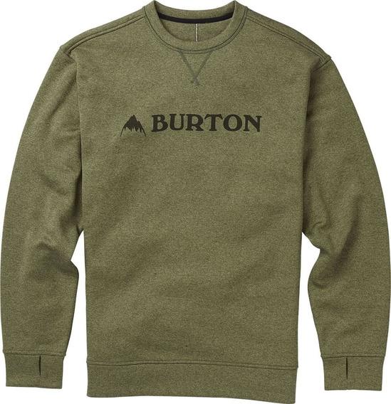Buzo Técnico Hombre Burton Oak Crew