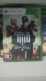 Jogo Para Xbox 360: Army Of Two. The Devil