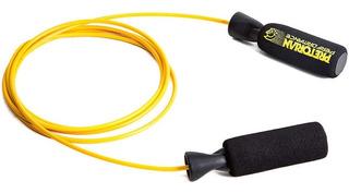 Corda De Pular Em Aço Revestido Amarela - Pretorian