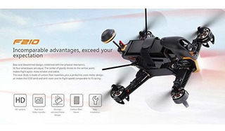 Drone Walkera F210 Fpv Racing Rc Quadcoper Rtf Devo 7 + Ba ®