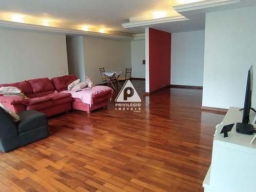 Apartamento À Venda, 4 Quartos, 1 Suíte, 2 Vagas, São Conrado - Rio De Janeiro/rj - 27099