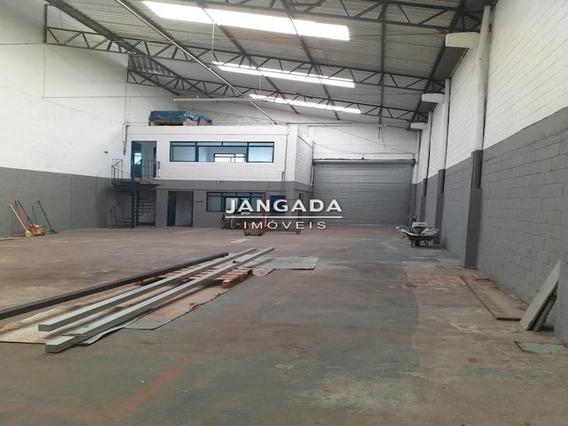 Galpao Com 300 M2 - Jardim Piratininga - 11593