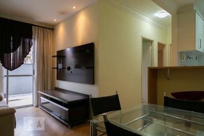 Apartamento Térreo Com 2 Dormitórios E 1 Garagem - Id: 892916866 - 216866