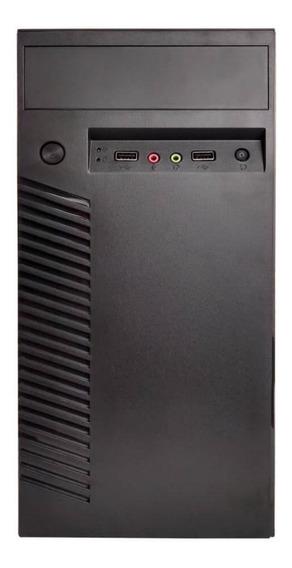Computador Novo Intel I5 650 4gb Ddr3 Hd Ssd 120gb Gabinete