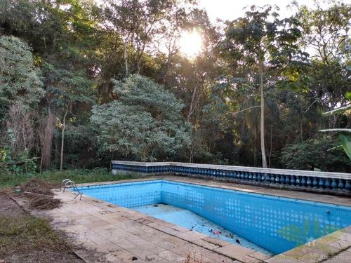 Imagem 1 de 15 de Chácara Para Venda Em Itapecerica Da Serra, Da Lagoa, 2 Dormitórios, 1 Suíte, 4 Banheiros, 2 Vagas - 706_2-1221426