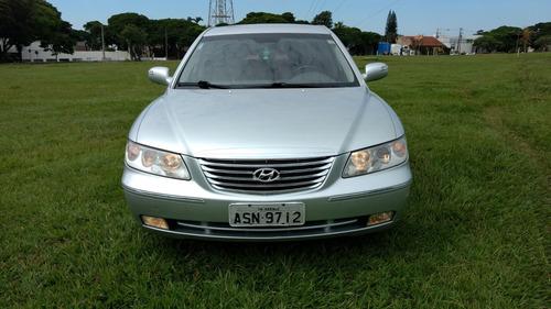 Hyundai Azera 3.3 V6, 09/10, 245 Cv., Gas. - Único Dono !