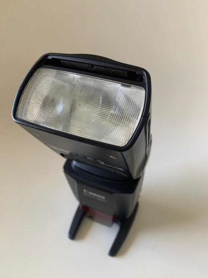Flash Canon Speedlight 580 Ex Ii