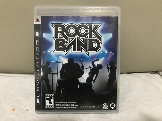 Rock Band Original Americano Completo Ps3