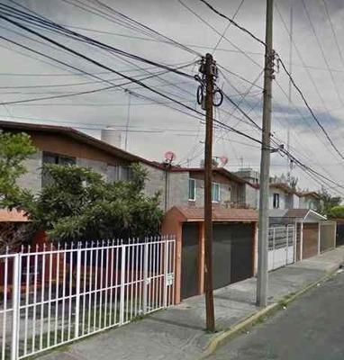 Casa En Venta En Playa Cortes Iztacalco ¡remate Bancario!