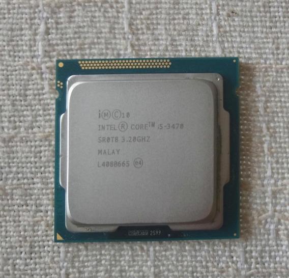 Core I5 3470 Lga 1155 - 3.2 Ghz