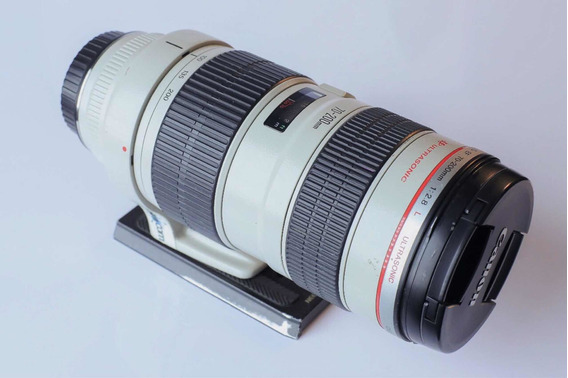 Lente Ef 70-200mm F2.8 L Ultrasonic