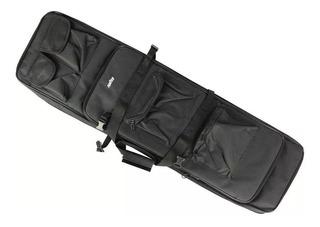 Capa Case Maleta Airsoft Para Aeg/rifles/marcadores/pressão
