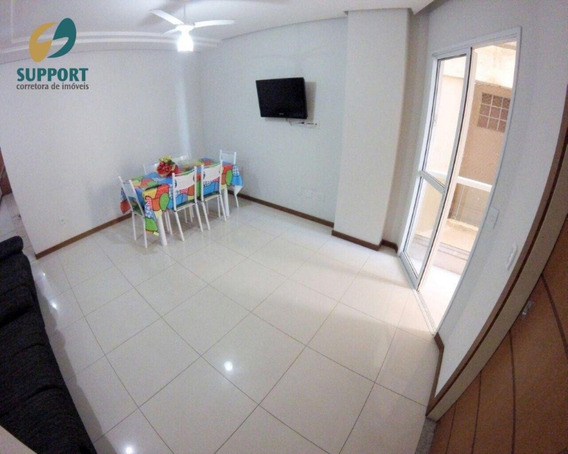 Lindo Apartamento À Venda Na Praia Do Morro De 03 Quartos Sendo 01 Suíte - Support Imóveis - 1965 - 34418893