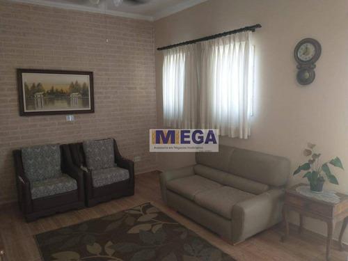 Casa Com 3 Dormitórios À Venda, 280 M² Por R$ 702.000,00 - São José - Paulínia/sp - Ca2172