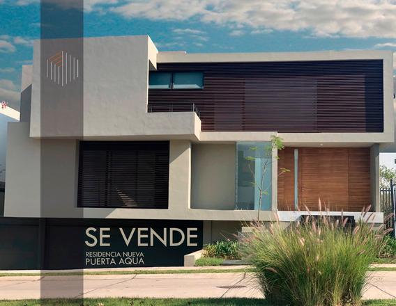 Casa Nueva En Venta - Puerta Aqua