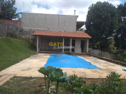 Chácara Para Venda Em Cajamar, Ponunduva, 2 Dormitórios, 4 Banheiros, 4 Vagas - 20996_1-1767820