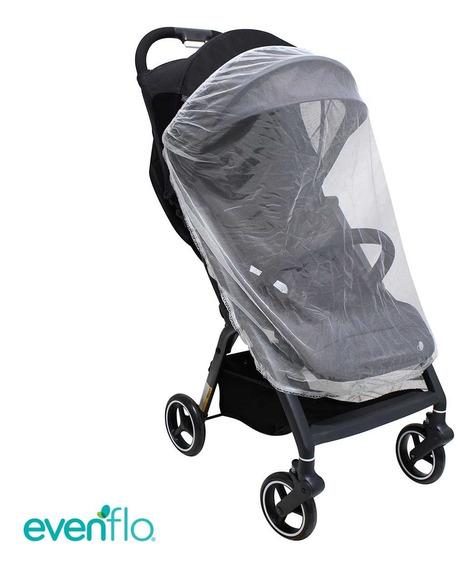 Cochecito Bebé Evenflo Stride Ultracompacto Mosquit. Apto 0+