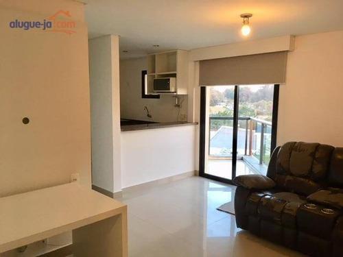 Flat Residencial Para Venda E Locação, Jardim São Dimas, São José Dos Campos. - Fl0033