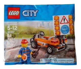 Lego City - Reparador De Calles