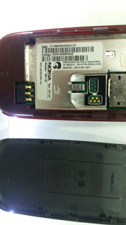 Celular Nokia 1661-2b Com Defeito Sucata