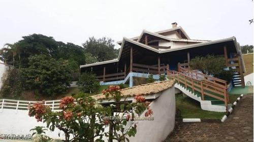Imagem 1 de 15 de Linda Chácara À Venda Em Joanópolis - Ch0029-1