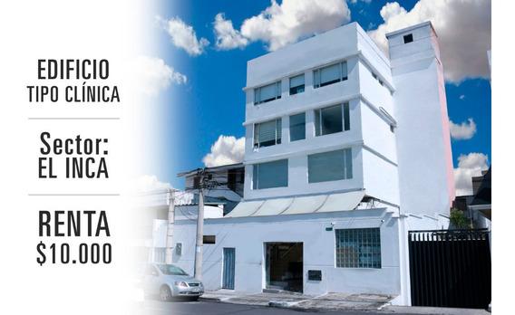 Edificio Tipo Clínica