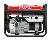 Grupo Electrogeno Generador Honda Er2500 Cx 2500w 2,5kva