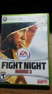 ** Fight Night Round 3 Para Tu Xbox 360 **