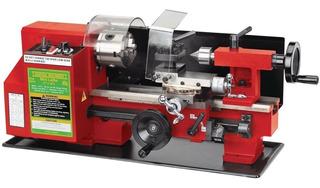 Mini Torno Para Barras Central Machinery 7 X 10 Pg