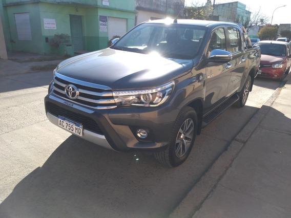 [lob] Toyota - Hilux 4x4 Cd Srx 6mt 2.8 Tdi 2018