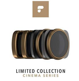 4 Filtros Nd+pl (32-64) Osmo Pocket Cinema Filters Polar Pro