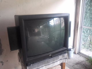 Televisor Jvc 35 Pulgadas (a Reparar)