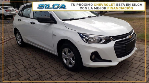 Chevrolet Onix Ls 1.2 2022 Blanco 0km