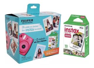 Pelicula Para Instanx Mini 8 Y 9 Para 50 Fotos Sellados
