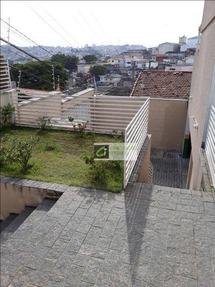 Sobrado Com 2 Dormitórios À Venda, 54 M² Por R$ 317.000 - Vila Império - São Paulo/sp - So0247