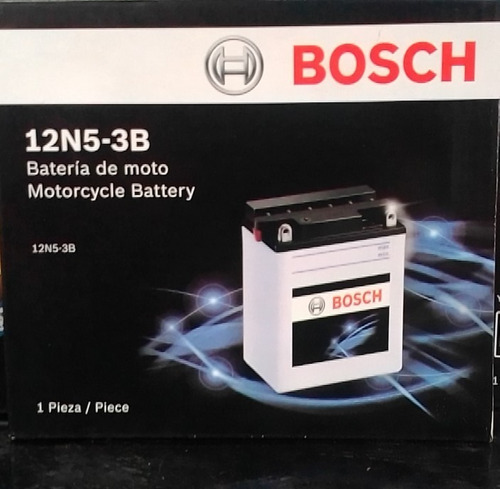 Batería Para Moto ,bosch Código :12n5-3b , Delivery.